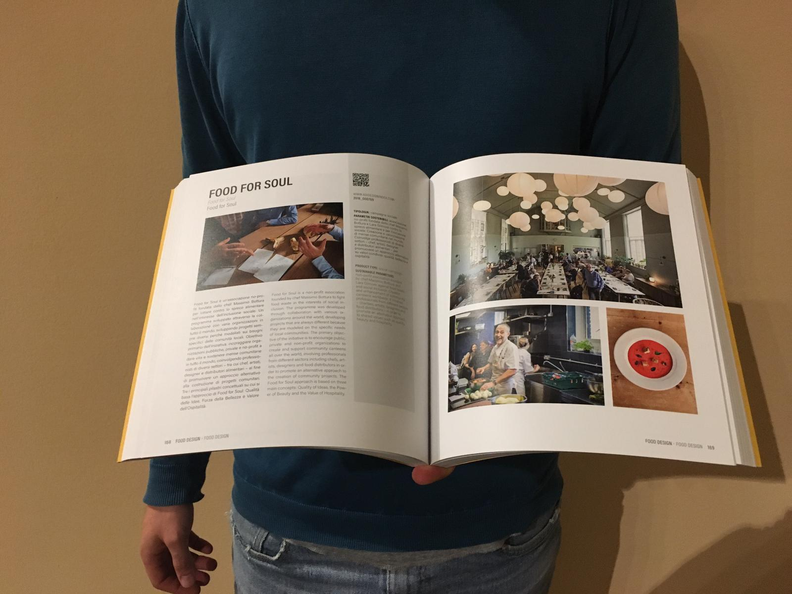 Food for Soul has officially been included in the ADI Design Index