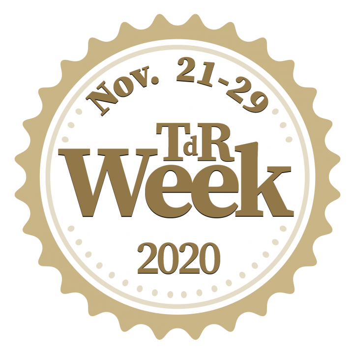 TdR Week 2020 Logo